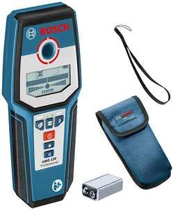 Bosch Professional Stud & Wire Finder GMS 120 £55.99 Amazon Prime Exclusive Deal