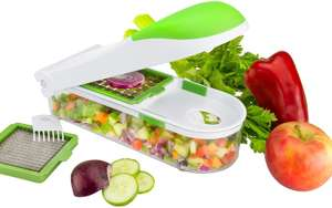 Brieftons QuickPush Food Chopper £13.59 Amazon Prime Exclusive Deal Sold by Brieftons UK and Fulfilled by Amazon