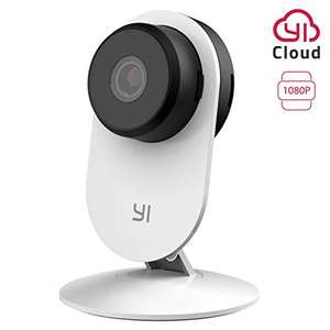 YI Smart Security Home Camera 3, Indoor WiFi Camera with Human Detection £19.89 Prime Deal Sold by Seeverything UK and FBA