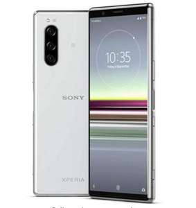 """Sony Xperia 5, 6.1"""" FHD+ HDR OLED 21:9 Display, Triple-Camera-System with Eye AF, 6GB RAM, 128GB Memory £499 @ Amazon Prime day deal"""