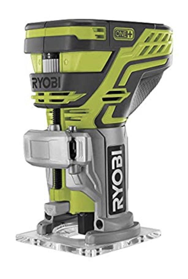 Ryobi R18TR-0 ONE+ Cordless Trim Router (Zero Tool), 18 V £68.50 (Prime) @ Amazon