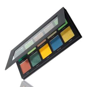LaRoc Pro Intergalactic, Metallic & Pyjama Party, 10 Eye Shadow Palettes Now £7.50 with code + Free Delivery From LaRoc