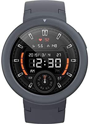 Amazfit Verge Lite - Smartwatch Shark Gray Used - Like New - £47.08 Prime Day (20% Off) @ Amazon Warehouse