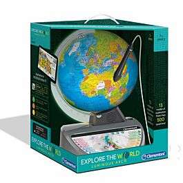 Clementoni Interactive Educational Globe - Luminous Arch - £44.99 WIth Free Delivery Using Code @ Ryman