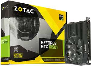 Zotac GeForce GTX 1050Ti 4 GB Mini Graphics Card - Used, Like New - £91.09 delivered @ Amazon Warehouse Deals - Prime Day Deal