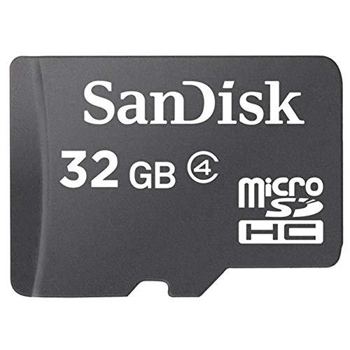 Sandisk 32GB Micro SDHC (class 4) £3.20 or £7.69 non prime @ Amazon
