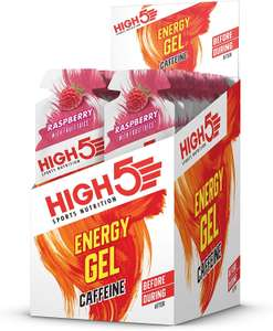 High5 20x energy gel all flavours - £8.20 @ Amazon Prime