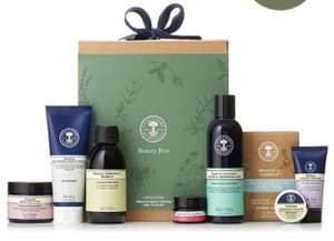 Limited Edition Botanical Beauty & Wellbeing Box (worth £90) for £25, when you spend £40 @ Neals Yard