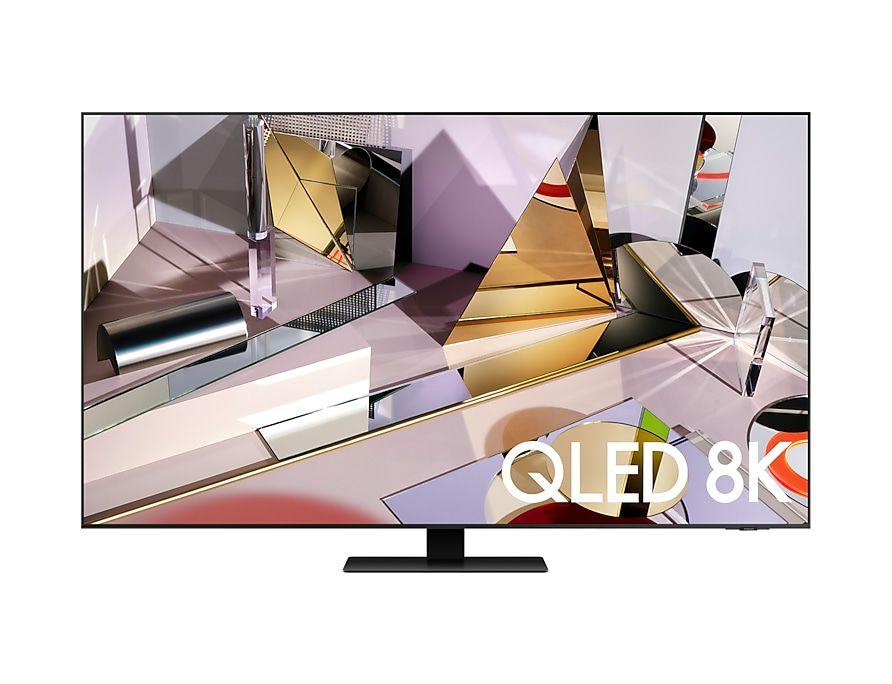 "2020 55"" Q700T QLED 8K HDR Smart TV £1799 @ Samsung. Claim a Galaxy Z Flip smartphone with any 2020 QLED 8K TV**"