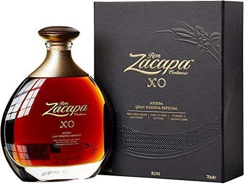 Ron Zacapa Centenario XO Rum Solera Gran Reserva Especial 70cl with Gift Box £76.33 @ Amazon (Prime exclusive)