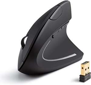 Anker AK-UBA 2.4G Wireless Ergonomic Mouse, 800/1200/1600 DPI 5 Button £11.69 (Prime exclusive) Sold by AnkerDirect and Fulfilled by Amazon