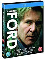 Harrison Ford collection blu ray £9.65 / Hannibal season1-3 £11.99 @ Amazon prime exclusive