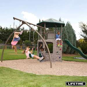 Lifetime Adventure Tower Playset (3-12 Years) £999.99 delivered at Costco