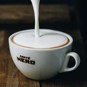 Free Hot or Cold drink at Cafe Nero from 12pm from 02 priority