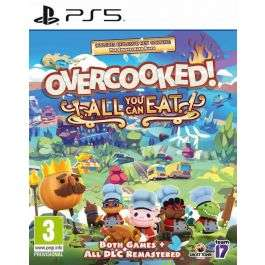 Overcooked! All You Can Eat (PS5/Xbox Series X) - £32.95 Pre-Order (31/12/2020) @ The Game Collection