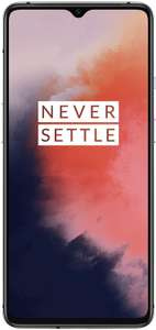 OnePlus 7T 8 GB RAM 128 GB UK SIM-Free Smartphone - Frosted Silver (2 Year Manufacturer Warranty) - £395 @ Amazon Prime Exclusive