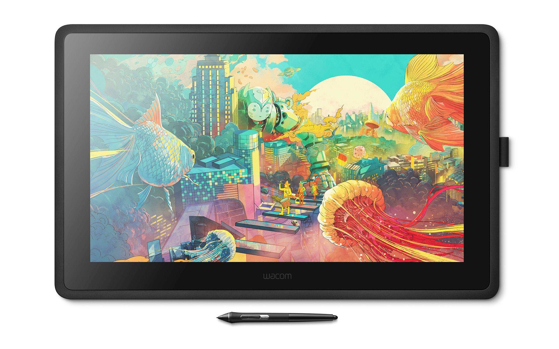 Wacom Cintiq 22 creative pen display Tablet DTK2260K0A £655 @ Wacom.com