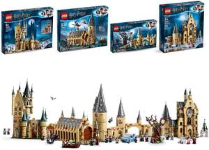 LEGO Harry Potter Hogwarts Clock Tower with Great Hall, Whomping Willow and Astronomy Tower - £275.86 @ Amazon Prime