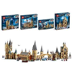 LEGO Harry Potter Hogwarts Clock Tower with Great Hall, Whomping Willow and Astronomy Tower £264.98 delivered at Amazon Germany
