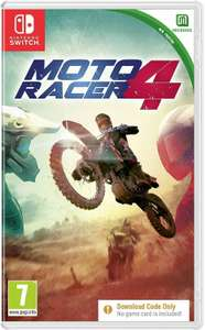 Moto Racer 4 (Code in a Box) on Nintendo Switch (Includes P&P) - £7.85 @ Simply Games