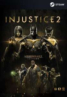 [Steam] Injustice 2 Legendary Edition (PC) - £4.99 @ CDKeys