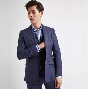 Men's 2 Piece Suits now just £59.95 with code + Free Click & Collect & Free Returns @ Moss Bros
