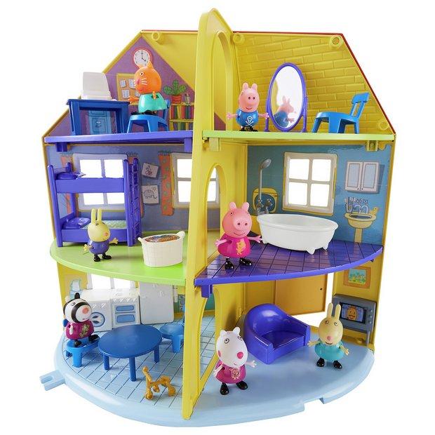 Peppa Pig Peppa's Family Home £25 Asda