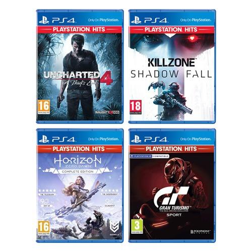 PlayStation Hits Quad Bundle - £19.99 Delivered @ Monster-Shop