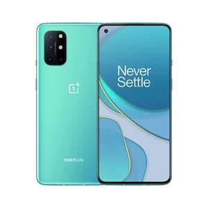 OnePlus 8t Warp Charge 65 • 120 Hz Fluid Display • Qualcomm® Snapdragon™ 865 and 5G Smartphone + Free Case - £549 @ OnePlus