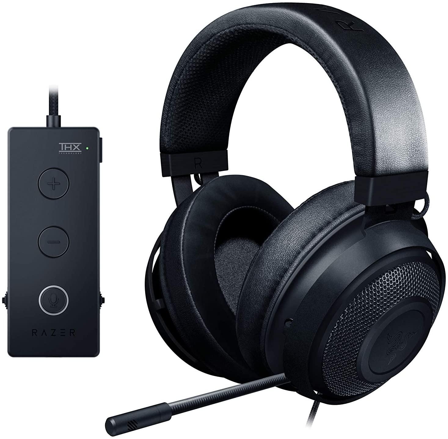 Razer Kraken Tournament Edition, Wired Esports Gaming Headset, Black - £43.99 @ Amazon Prime Exclusive