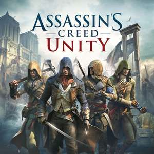 Assassin's Creed Unity (PC - Steam) - £3.89 on Steam Store