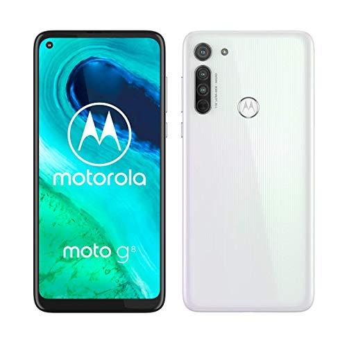 "Motorola Moto G8 6.4"" HD+ zero-notch display, 4/64GB Snapdragon SD665, 16MP main camera, 2MP macro camera, 4000 mah £139@ Prime exclusive"