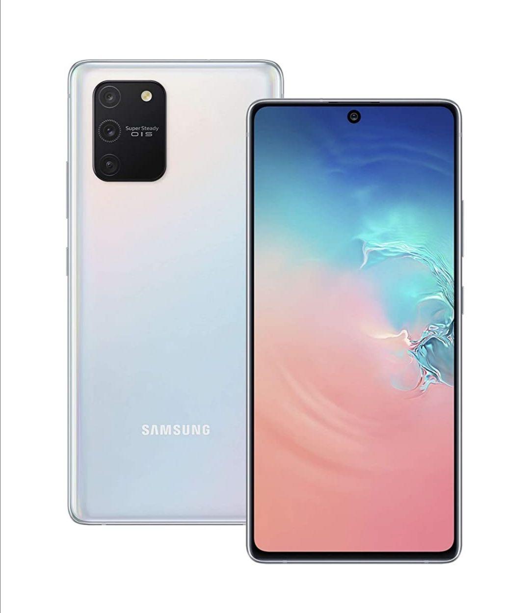 Samsung Galaxy S10 Lite 128GB 4500mAh Sim Free Smartphone - £399 @ Amazon (Prime Only)