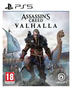 Assassin's Creed Valhalla (PlayStation 4 & 5 / Xbox Series x & One ) £44.99 @ Currys