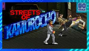 Streets Of Kamurocho (Steam PC) Free To Keep @ Steam Store