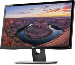 """Dell SE2416H 24"""" FHD IPS LCD Antiglare Monitor, Black + 3 Year Warranty - £67.99 Delivered (with code) @ Dell"""