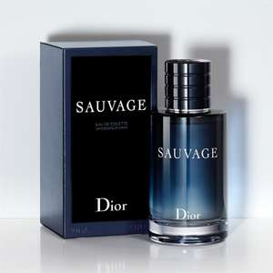 DIOR Sauvage EDT 100ml Spray + NIVEA MEN Shower Gel 250ml £56.33 delivered with code @ Parfum Dreams