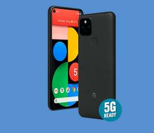Google Pixel 5 5G £599 plus Claim a pair of Bose QC35 II when you pre-order the new Google Pixel 4a 5G or Pixel 5at CPW