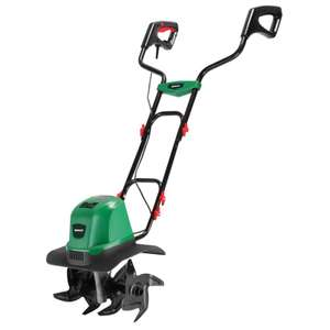 Qualcast Electric Tiller - 800W for £45.03 @ Homebase free click + collect