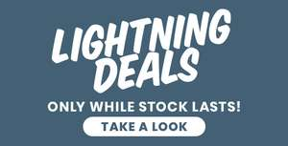 Lightning Deals: Salt & Pepper Grinders - Set of 2 £5.99 | Faux White Sheepskin Rug for £4.99 | 3 Tier Herb & Spice Rack £5.49 @ Roov