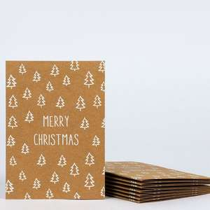 Free pack of eight Christmas cards at Paperchase instore via Vodafone VeryMe