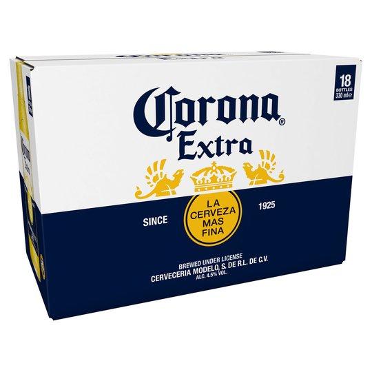 Corona Extra 18 X 330Ml £12 @ Tesco