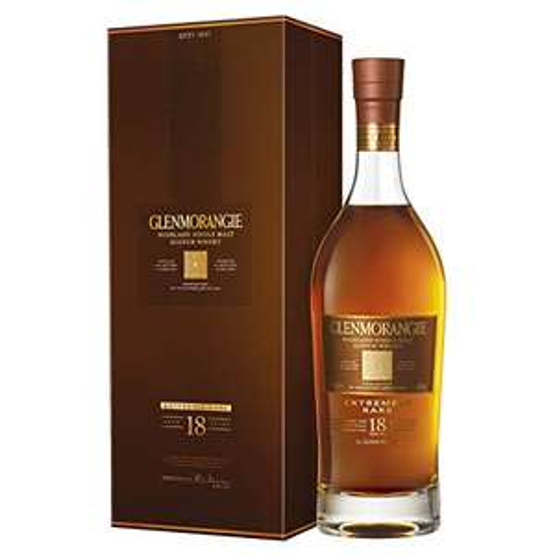 Glenmorangie 18 Years Old Single Malt Scotch Whisky, 70 cl £70.50 @ amazon