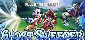 Ghost Sweeper for Free at Indie Gala