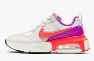 Women's Nike Air Max Verona in Summit White/Magenta/Laser Crimson are only £42.38 with code + Free Delivery with Nike+ @ Nike