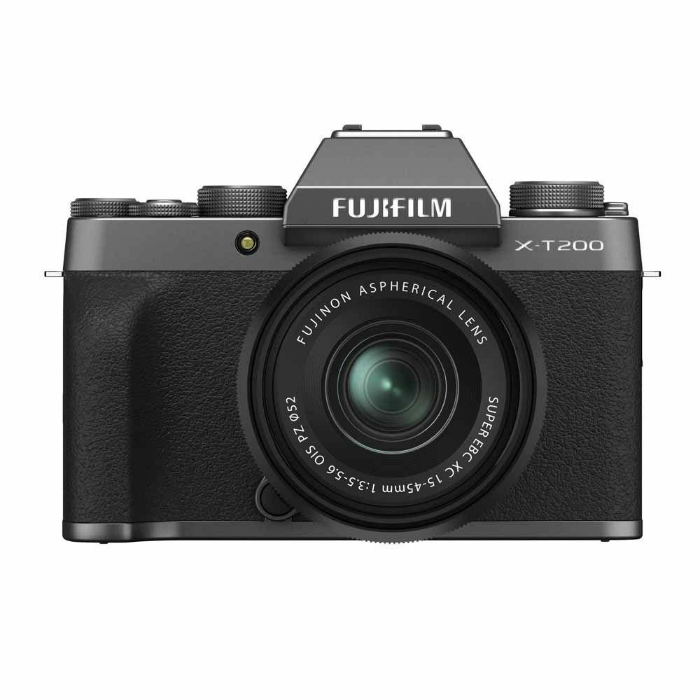 FUJIFILM X-T200 Kit (XC15-45mm Lens) Refurbished - £499 @ Fujifilm Shop