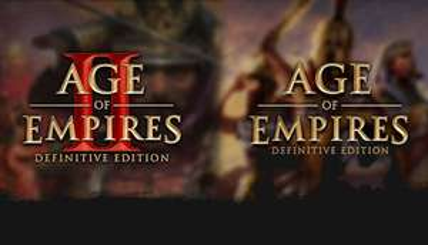 Age of Empires: Definitive Edition Bundle AOE I + AOE II (PC/Steam) £11.24 @ Humble Store