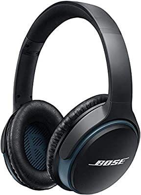 Bose SoundLink Around-Ear II Wireless Bluetooth Headphones, White / Black - £121.34 @ Amazon Italy