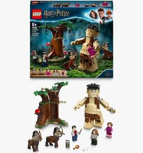 LEGO Harry Potter 75967 Forbidden Forest £16.66 + £2 click & collect / £3.50 delivery at John Lewis & Partners