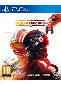 Star Wars: Squadrons (PS4) - £24.85 Delivered @ Base